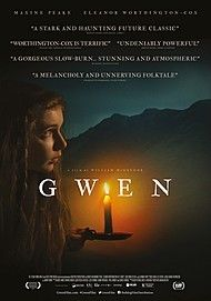 "Movie poster for ""GWEN"""
