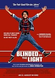"Filmplakat für ""BLINDED BY THE LIGHT"""