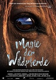 """Movie poster for """"MAGIE DER WILDPFERDE """""""