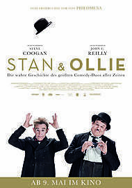 "Movie poster for ""STAN & OLLIE"""
