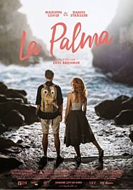 "Movie poster for ""LA PALMA"""