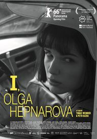 "Movie poster for ""I OLGA HEPNAROVA"""