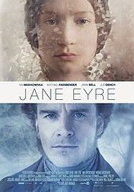 "Movie poster for ""JANE EYRE"""