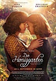 """Filmplakat für """"DER HONIGGARTEN – DAS GEHEIMNIS DER BIENEN"""""""