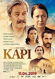 "Movie poster for ""KAPI"""