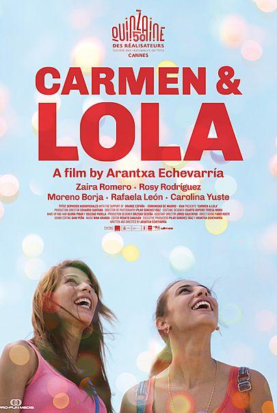 "Filmplakat für ""Carmen & Lola"""