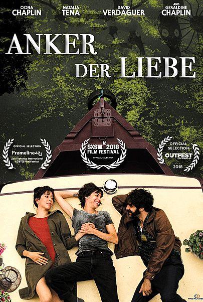 """Filmplakat für """"Anker der Liebe"""""""
