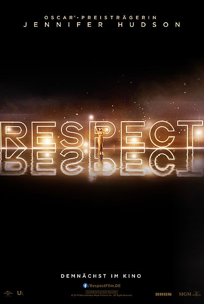 """Movie poster for """"RESPECT"""""""