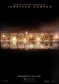 "Movie poster for ""RESPECT"""