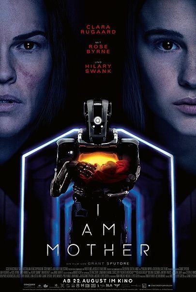 """Filmplakat für """"I AM MOTHER"""""""