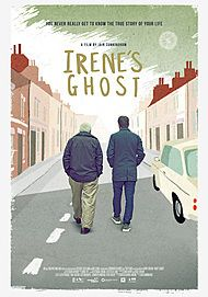 "Movie poster for ""IRENE'S GHOST"""