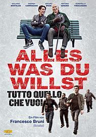 """Filmplakat für """"ALLES WAS DU WILLST"""""""