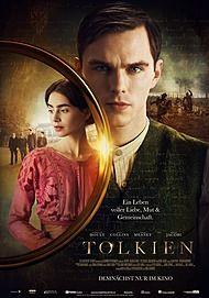 """Filmplakat für """"TOLKIEN"""""""