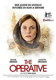 """Movie poster for """"THE OPERATIVE"""""""
