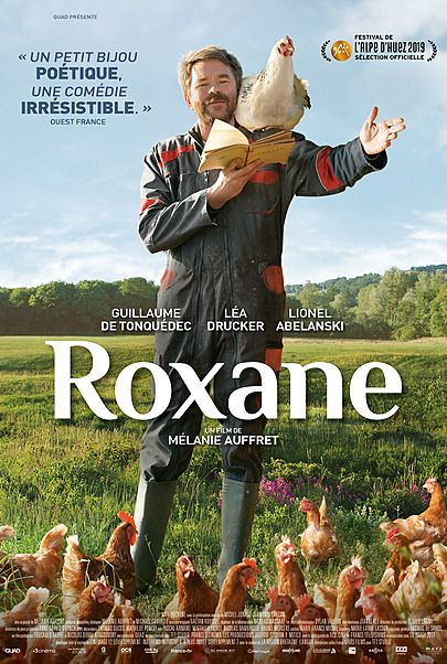"Movie poster for ""ROXANE"""