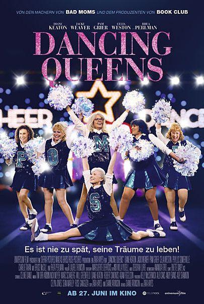 """Filmplakat für """"DANCING QUEENS"""""""