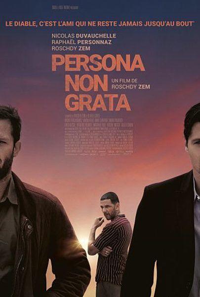 """Movie poster for """"PERSONA NON GRATA"""""""