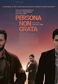 "Movie poster for ""PERSONA NON GRATA"""