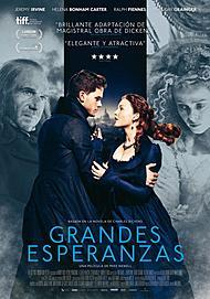 "Movie poster for ""GREAT EXPECTATIONS"""