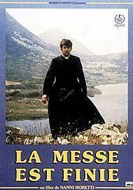 """Movie poster for """"LA MESSA E FINITA"""""""