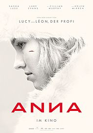 """Movie poster for """"ANNA"""""""