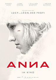 """Filmplakat für """"ANNA"""""""