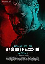 "Movie poster for ""NON SONO UN ASSASSINO"""