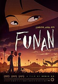 "Movie poster for ""FUNAN"""