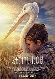 "Movie poster for ""STORM BOY"""