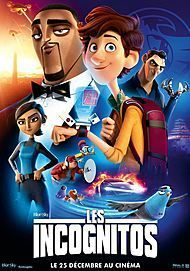 "Movie poster for ""SPIES IN DISGUISE"""
