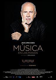 """Movie poster for """"MUSICA EN LAS MANOS"""""""