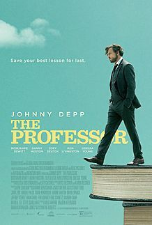 """Movie poster for """"THE PROFESSOR"""""""