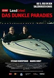 "Movie poster for ""DAS DUNKLE PARADIES """