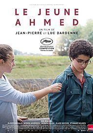 "Movie poster for ""YOUNG AHMED"""