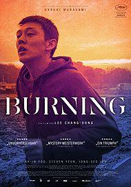 """Filmplakat für """"Burning"""""""