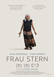 "Movie poster for ""Frau Stern"""
