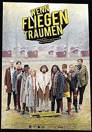 """Filmplakat für """"Wenn Fliegen träumen"""""""