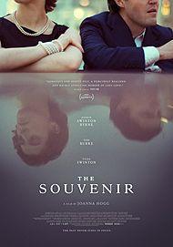 "Movie poster for ""THE SOUVENIR"""