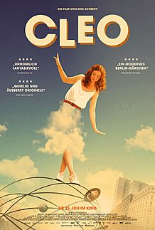 "Movie poster for ""CLEO"""