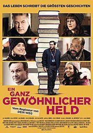 """Filmplakat für """"EIN GANZ GEWÖHNLICHER HELD"""""""