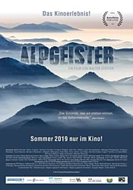 "Movie poster for ""ALPGEISTER"""