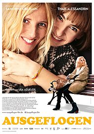 """Filmplakat für """"AUSGEFLOGEN"""""""