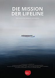 """Movie poster for """"Die Mission der Lifeline"""""""