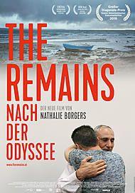"""Filmplakat für """"The Remains - Nach der Odyssee"""""""