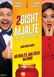 """Filmplakat für """"2Gisht Mjalte - Eine albanische Geschichte"""""""