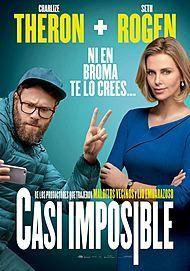 "Póster para ""CASI IMPOSIBLE"""