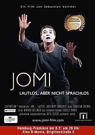 """Filmplakat für """"Jomi - Lautlos, Aber Nicht Sprachlos"""""""