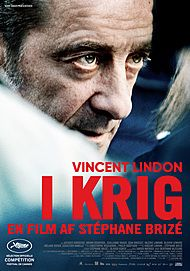 "Movie poster for ""I KRIG"""