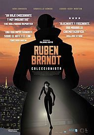 "Movie poster for ""RUBEN BRANDT"""