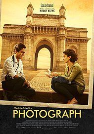 "Movie poster for ""PHOTOGRAPH"""